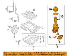 KIA OEM 14-15 Sorento Engine-Oil Filter 263003CAB1