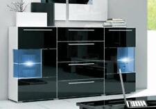 Moderne Kommoden-Hochglanz aus matt lackierten MDF -/Spanplatten