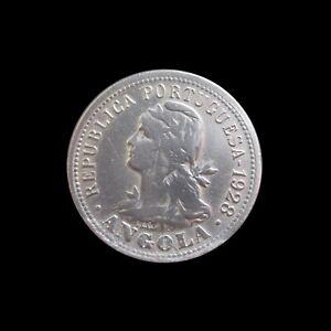 PORTUGUESE ANGOLA 4 MACUTAS 1928 KM 68 #423#
