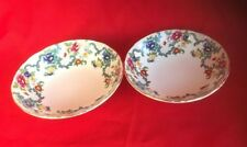 Royal Cauldon ~ Victoria ~ Two (2) Cereal Bowls ~ England