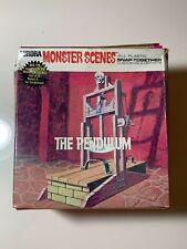 VTG Original 1971 AURORA Monster Scenes THE PENDULUM Model Kit NEW SEALED NOS