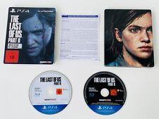 PS4 - The Last of Us Part II / 2 - Steelbook Edition - Playstation 4 - Wie Neu !