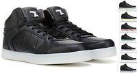 SKECHERS Energy Lights PARKEY Men's Shoes Mid Top Light-Up Sneaker 52076EG Black