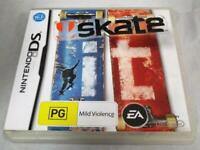 Skate It Nintendo DS 2DS 3DS Game *Complete*