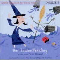 TASCHENPHILH./STANGEL - ZEIT KLASSIK F.KLEINE HÖRER: DER ZAUBERLEHRLING  CD NEU