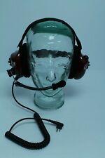 Racing Electronics Pit Crew Headset for Motorola Radio