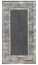 IB Laursen Läufer Teppich grau creme 70 x 140 cm Landhaus Vintage Shabby NEU