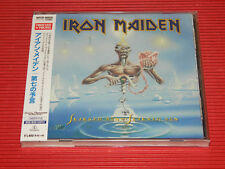 2014 JAPAN CD IRON MAIDEN SEVENTH SON OF A SEVENTH SON