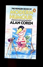 penguin book of Modern Humour, Alan Coren, ( humour )  1ST  UK SB VG