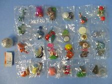 TOMY CHOCOVADER 3rd season ALIEN UFO Figure + Secret Full Complete Set of 25 pcs
