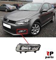 FOR VW POLO (9N) 2009 - 2014 NEW FRONT BUMPER FOGLIGHT LAMP LEFT N/S