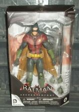 DC DIRECT  COLLECTIBLES  ARKHAM  KNIGHT SERIES ROBIN # 6   FIGURE