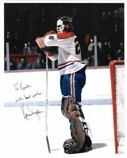 Ken Dryden Famous Pose Signed Montreal Canadiens Goalie Photo Autographed!