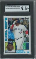 Vladimir Guerrero Jr. 2019 Topps '84 Chrome Update #T84U-46 SGC 9.5 Blue Jays RC