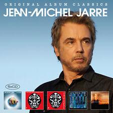 Jean Michel Jarre - Original Album Classics Vol II - New 5 CD set - 16/3