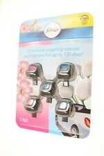 FABREZE BLOSSOM & BREEZE COTTON FRESH X 5 PACK PROCTOR & GAMBLE NEW