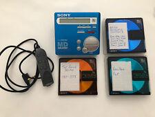 Sony Walkman MZ-R70 Mini Disc Recorder Player