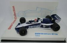 F1 1/43 BRABHAM BT52 BMW PIQUET 1983 WORLD CHAMPION BMW CLASSIC MINICHAMPS