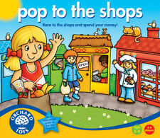 Orchard Toys 505 International Pop to The Shops Game