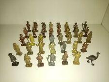 Soldatini kinder metallo Vintage Lotto