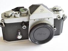 Nikon F2 eyelevel