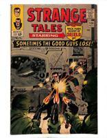 Strange Tales #138, VG/FN 5.0, 1st Appearance Eternity; Dr. Strange, Nick Fury
