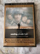 Saving Private Ryan (Dvd, 1999, Special Limited Edition) with Tom Hanks