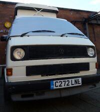 VW t25 pop-top campervan. 4 berth