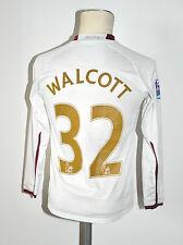 2007-08 Arsenal London Trikot #32 Walcott Jersey Gr. 152 L Kinder Gunners Nike