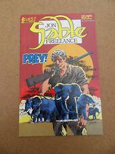 Jon Sable Freelance 19 . First 1984 . VF