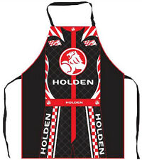 Holden Racing Suit Apron | BBQ | Kitchen | Racing Flags | GMH | Holden Logo