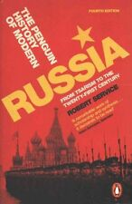 The Penguin History of Modern Russia by Robert Service exlibrary Fast & Free Pos