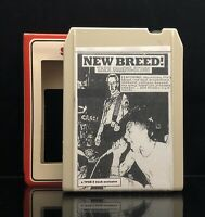 New Breed Tape Compilation NEW Limited 8-Track Cartridge Legendary 80s NYHC Punk