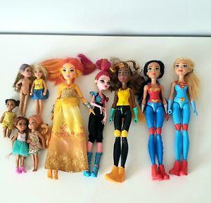 Mattel dolls Bundle