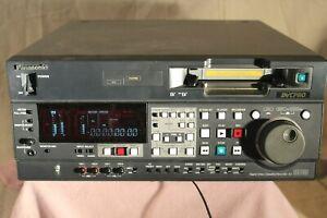 Panasonic DVCPRO Digital Videoi Cassette Recorder  Model AJ-SD755P(USE)