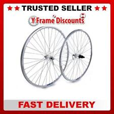 Hybrid/Comfort Bike 9 Speed Bicycle Wheels & Wheelsets