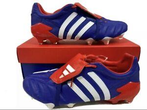 Adidas Predator Mania Fg Soccer Cleats Japan Blue Limited Edition Size US 9