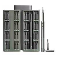 49-in-1-Reparatursatz für magnetische Präzisionsschraubendreher-Bitsatz R1M0