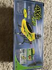 Heli-Max AXE CP  helicopter with box