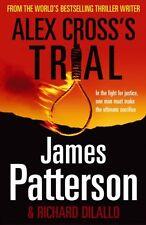 JAMES PATTERSON ___ ALEX CROSS'S TRIAL ___ BRAND NEW __ FREEPOST UK