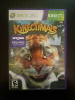 Kinectimals Microsoft Xbox 360 WITH CASE & MANUAL BUY 2 GET 1 FREE