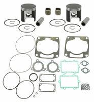 Arctic Cat ZR 800 Top End Rebuild Kit SPI Pistons Bearings Gaskets Std Bore 81mm