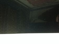 CARBON FIBRE EFFECT ABS PLASTIC SHEET FOR MODEL MAKING - SINGLE SHEET PACK