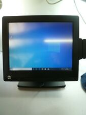 """Hp Retail Rp7 Rp7800 17"""" Core i3-2120 3.3Ghz 8Gb 128Gb Ssd Touchscreen Pos Syst"""