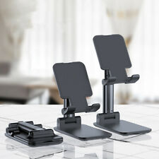 Portable Aluminum Desk Desktop Phone Stand Holder For Tablet Cellphone ipad