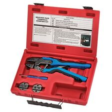 S & G Tool Aid 18850 Weather Pack TerminalsCrimping Kit