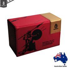 TimeWalker tw SPARTACUS ELITE Deckbox Deck Box MTG Magic Yugioh Pokemon Card