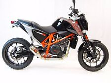 Competition Werkes WKT690 FULL EXHAUST SYSTEM 12-16 KTM 690 Duke SM