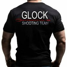 GLOCK Perfection Logo Cotton T-Shirt Funny Vintage Gift For Men Women
