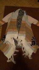 Aztec Small Cardigan Boho Sweater